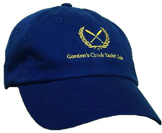 Gordon's Creek Yacht Club Hat
