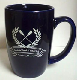Gordon's Creek Yacht Club Mug