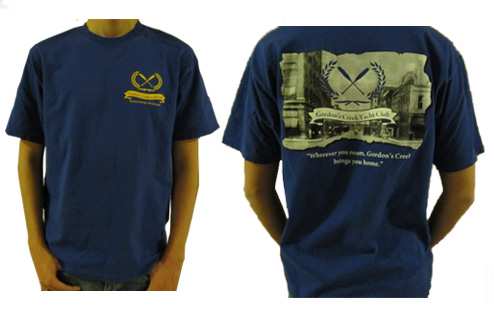 Gordon's Creek Yacht Club T-Shirt